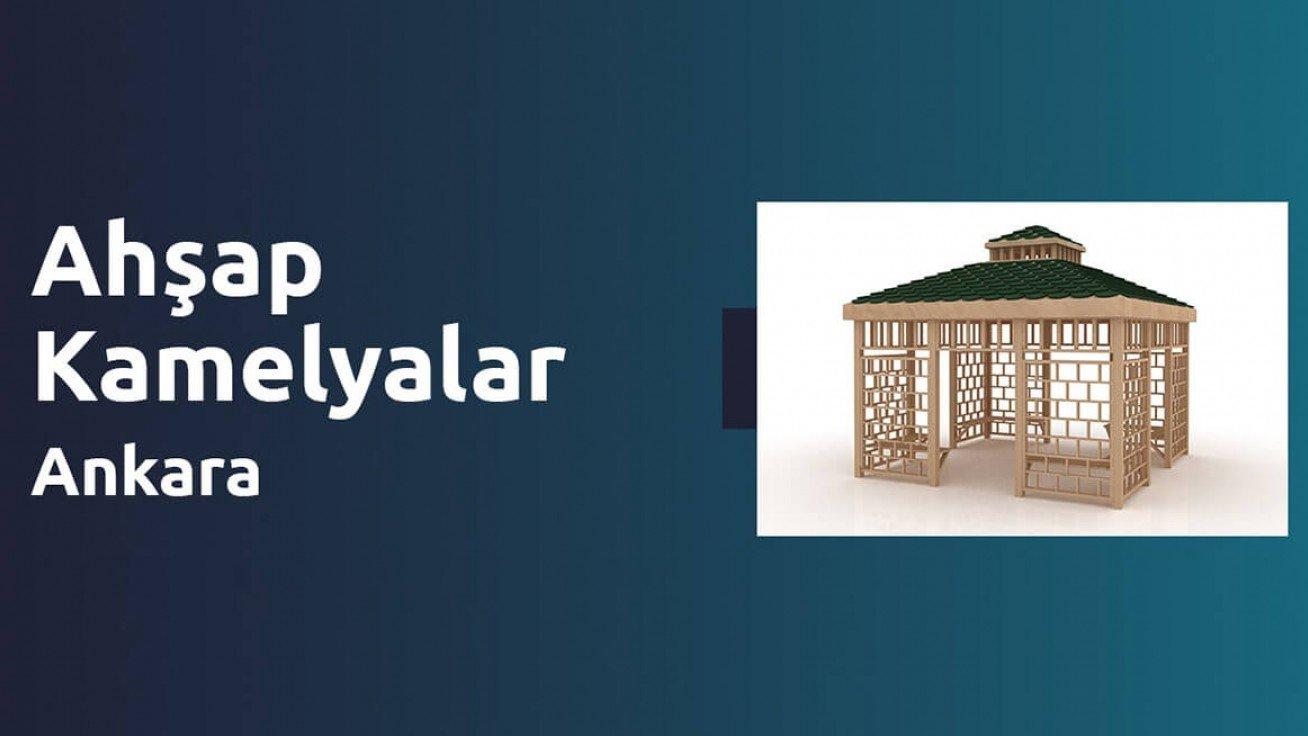 Ahşap Kamelyalar [Ankara]