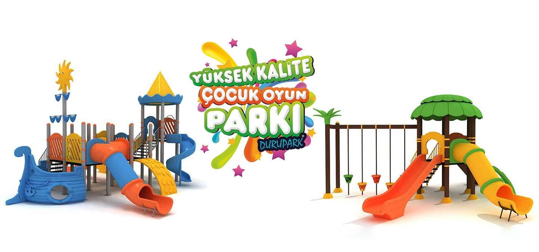 Ankara İvedik Çocuk Oyun Parkı İmalatı