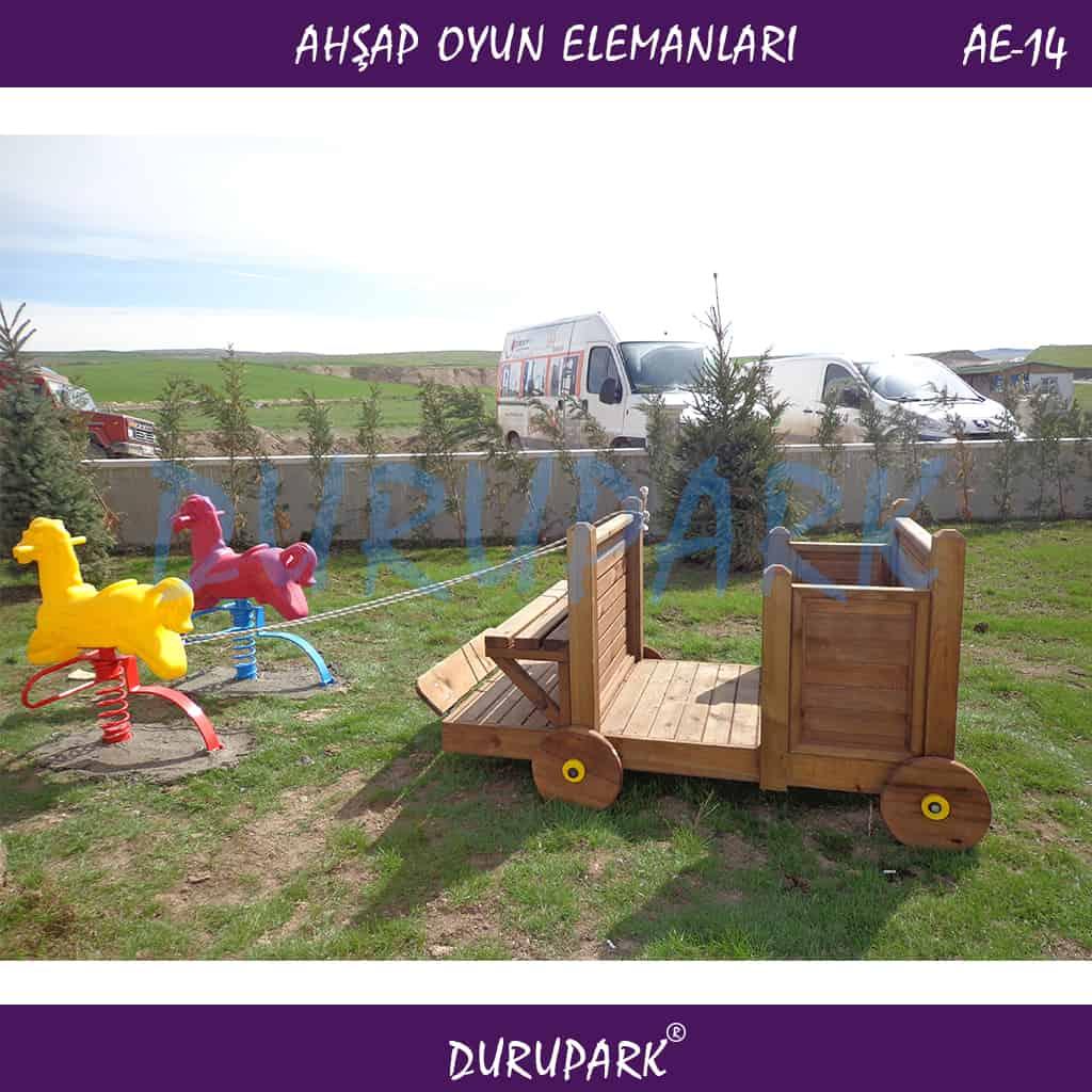 AE14 - At Arabası