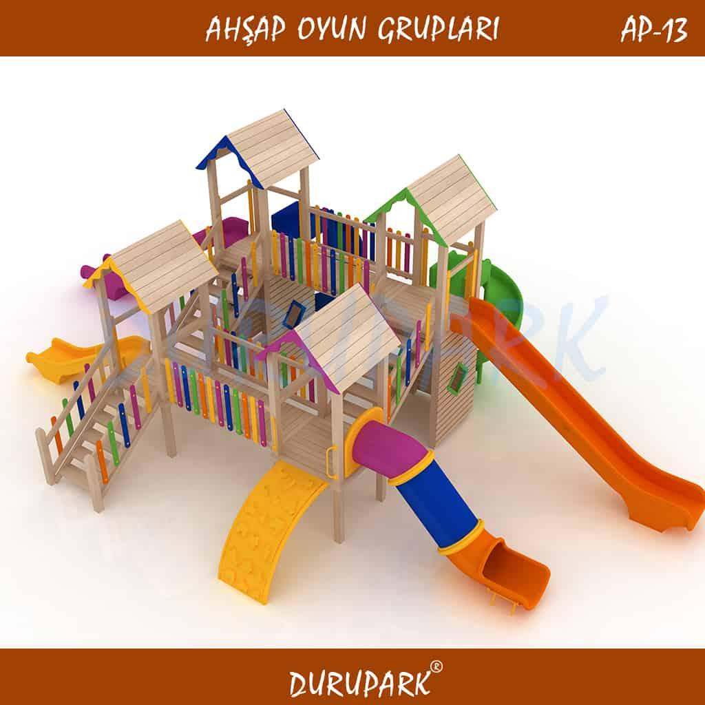 AP13 - Ahşap Oyun Grupları