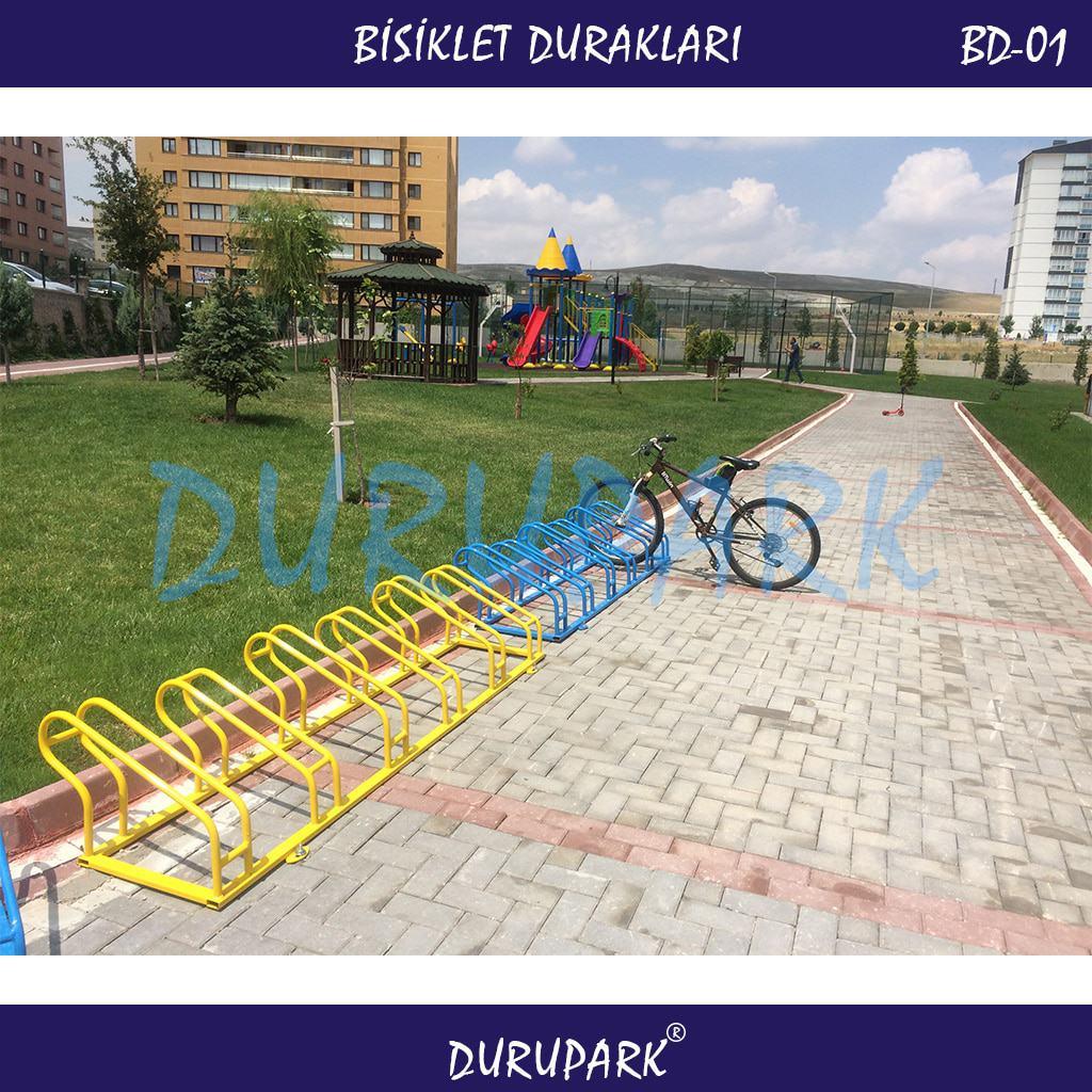 BD01 - Bisiklet Durağı