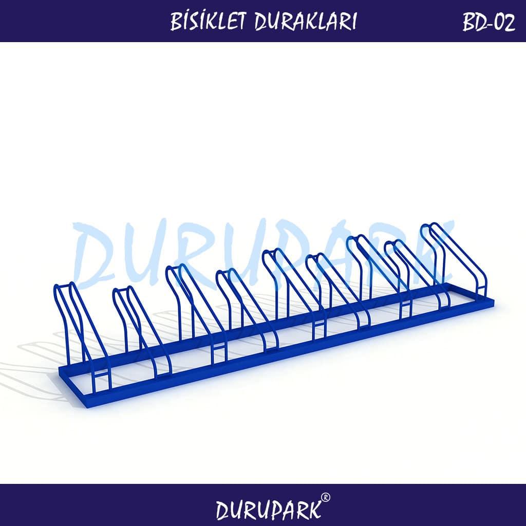BD02 - Bisiklet Durağı