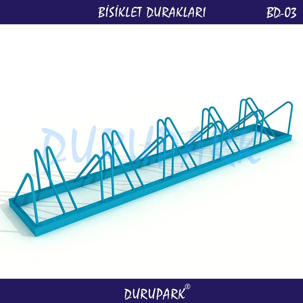 BD03 - Bisiklet Durağı