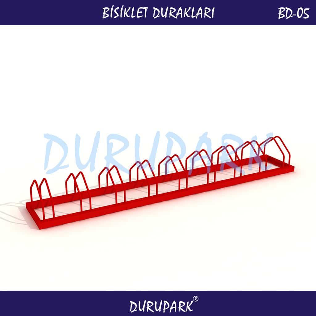 BD05 - Bisiklet Durağı