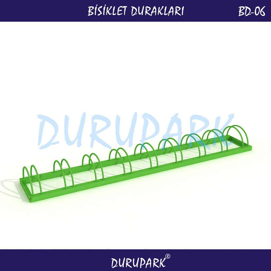 BD06 - Bisiklet Durağı