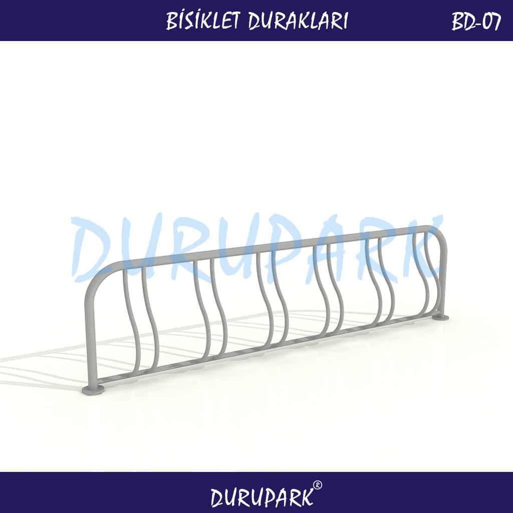 BD07 - Bisiklet Durağı