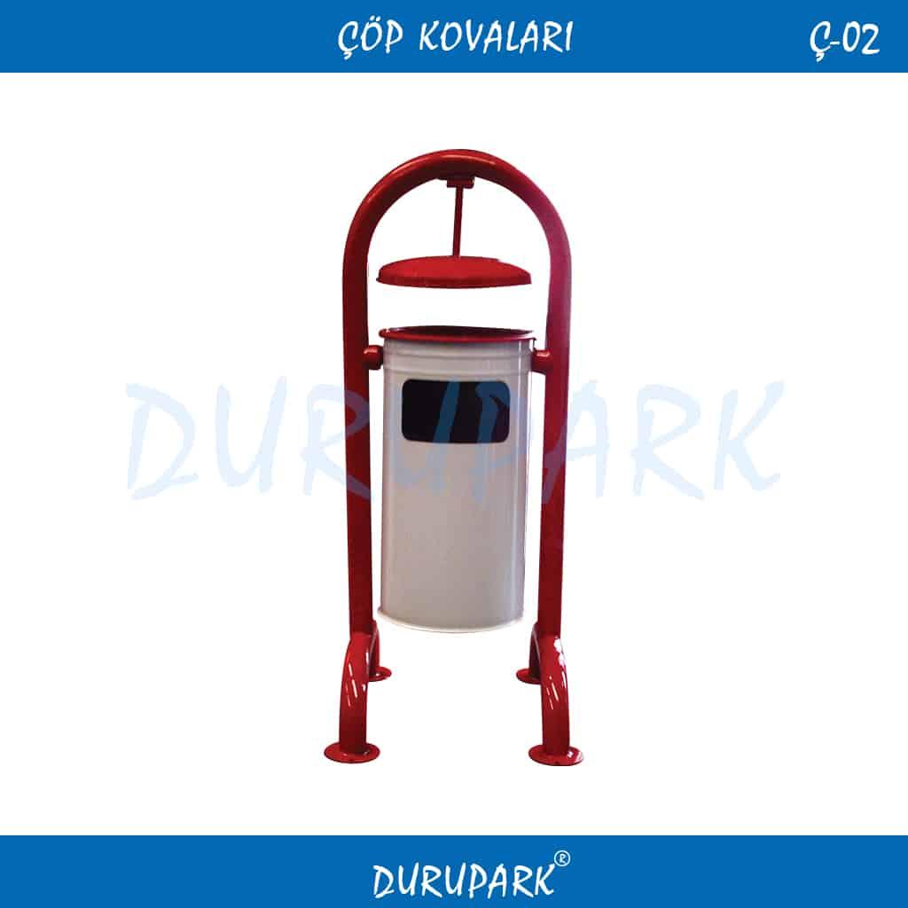 C02- Çöp Kovası