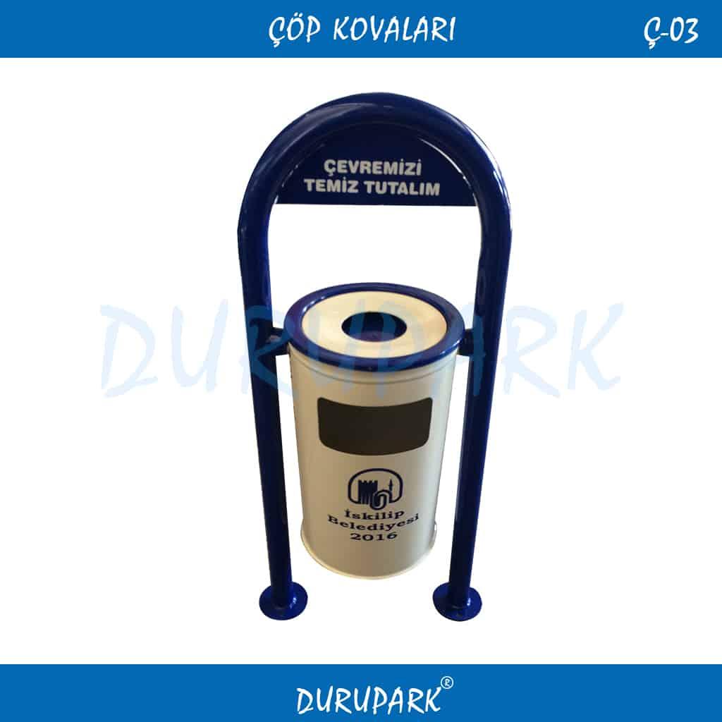 C03- Çöp Kovası
