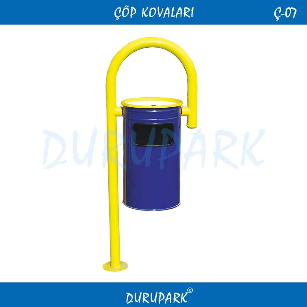 C07- Çöp Kovası