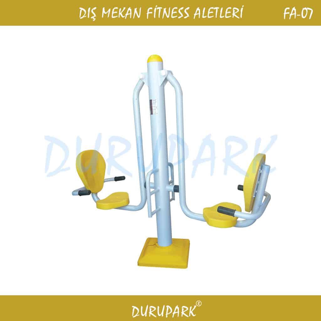 FA07 - Kol ve Bacak Kaslarını Güçlendirme Aleti