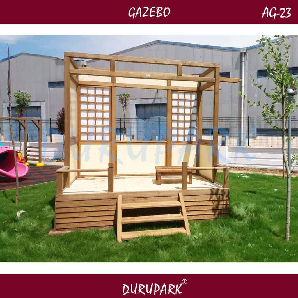 AG23 - Japon Model 2.5mx2.5m Gazebo