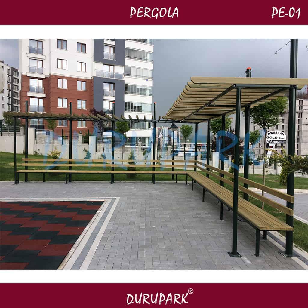 PE01 - Pergola