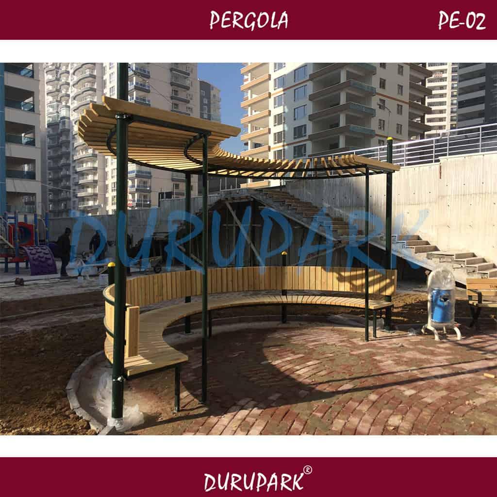 PE02 - Pergola