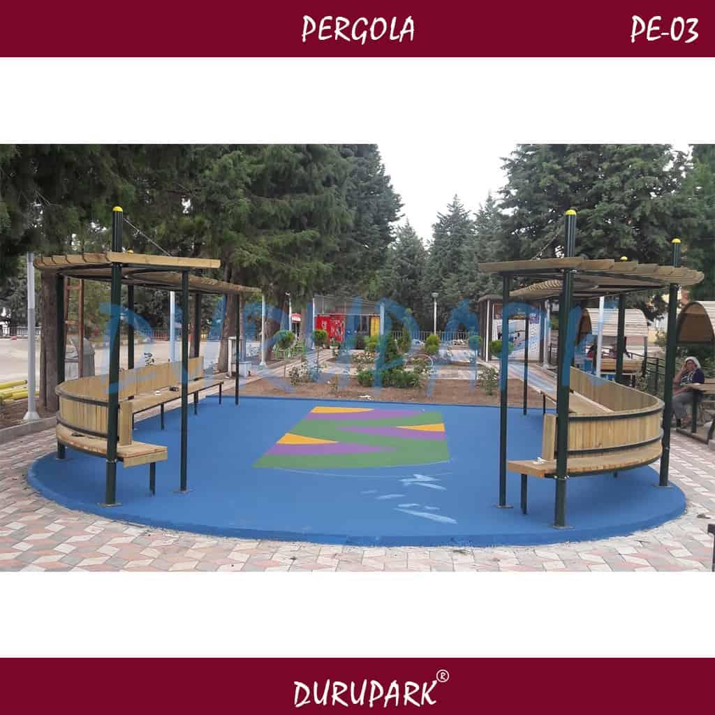 PE03 - Pergola