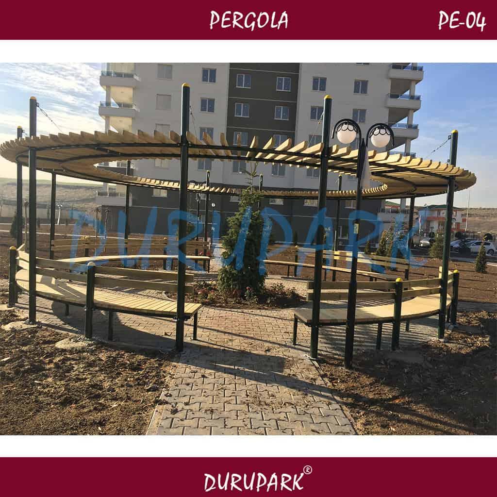 PE04 - Pergola