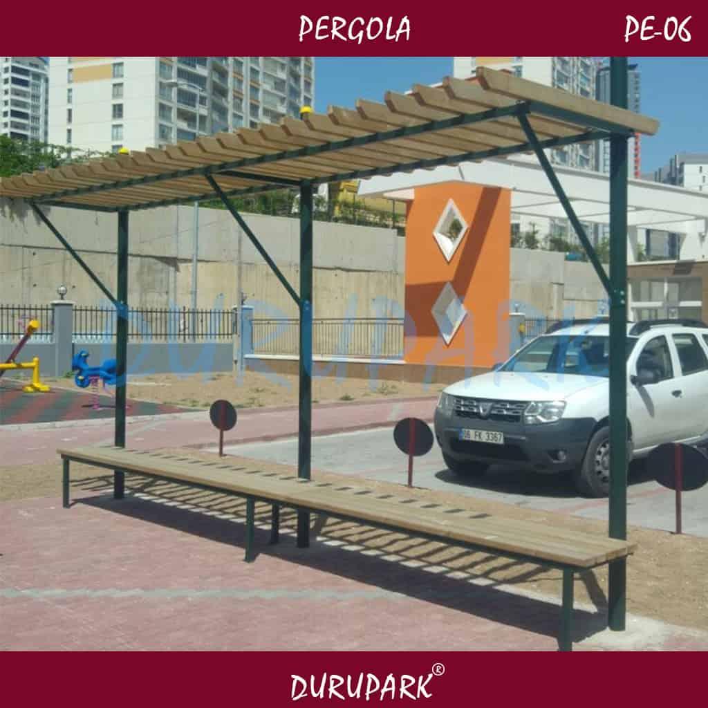 PE06 - Pergola