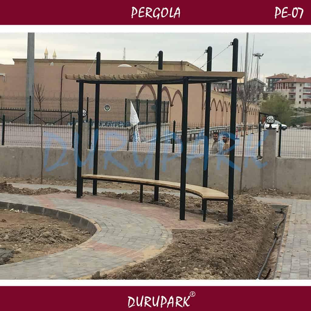 PE07 - Pergola