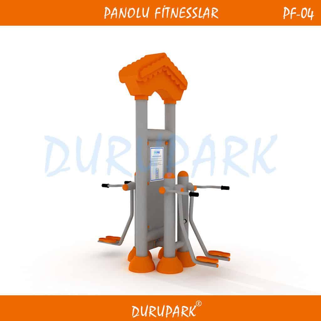 PF04 - Bacak Güçlendirme & Yan Salınım