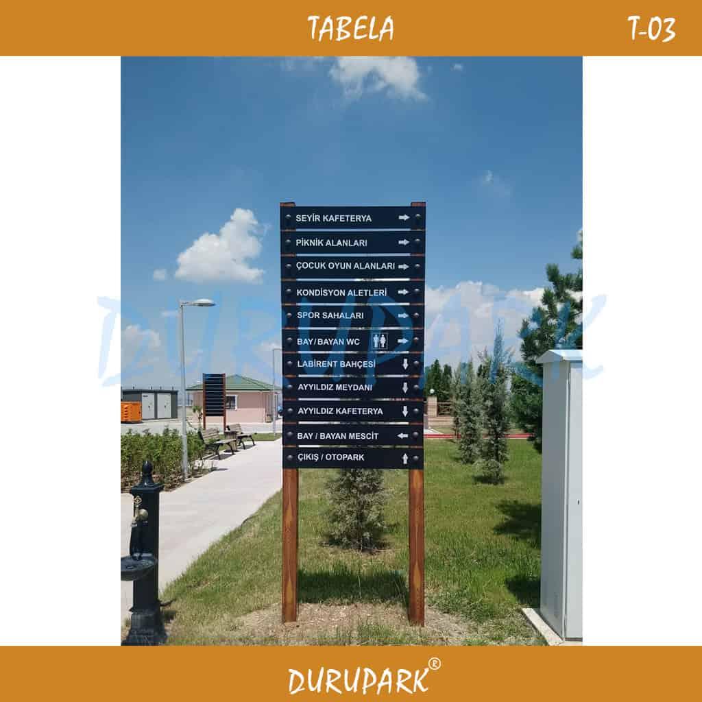 T03 - Tabela