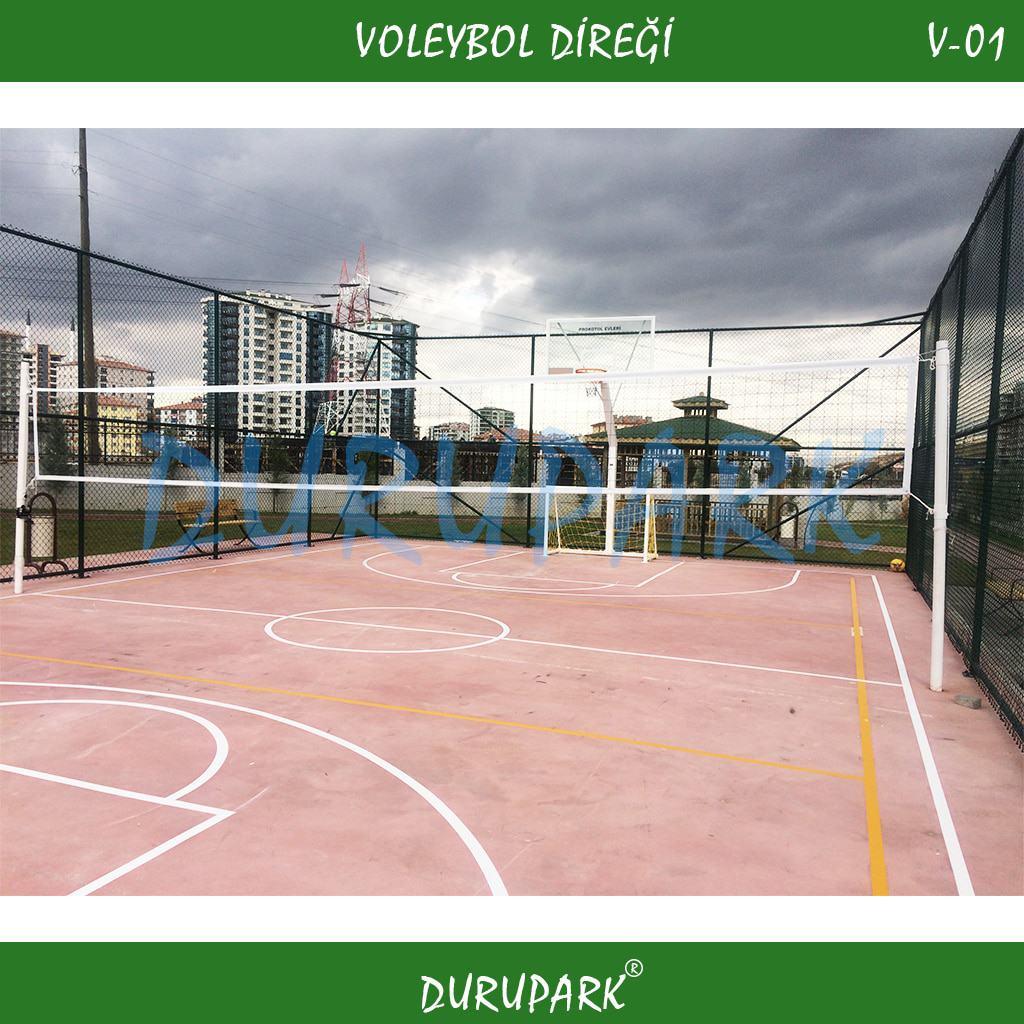 V01 - Voleybol Direği