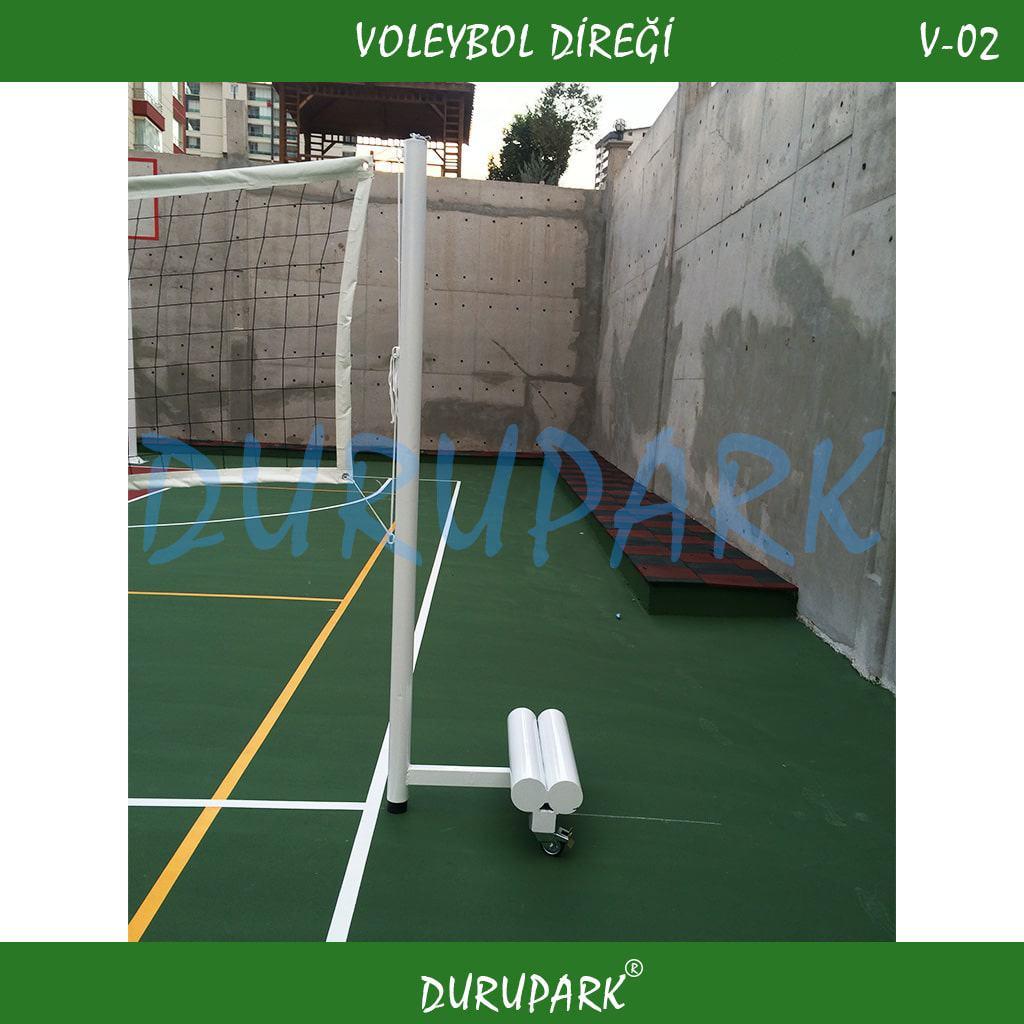 V02 - Voleybol Direği Seyyar